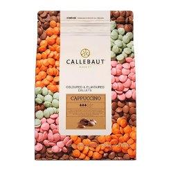 Callebaut Chokolade Cappuccino, 2,5 kg