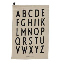 Design Letters Viskestykke Klassisk Beige 2 stk.