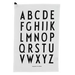 Design Letters Viskestykke Klassisk Hvid 2 stk.