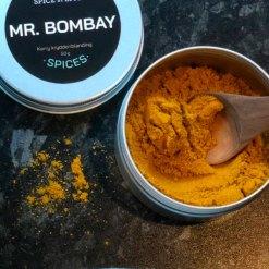 Mr. Bombay, Ostindisk karry - Spice by Spice