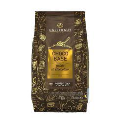 Callebaut Ismix Mørk Chocobase 800g