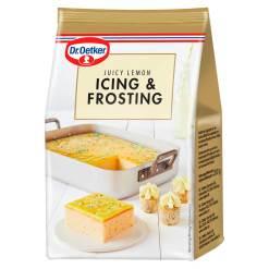 Icing & Frosting, Juicy Lemon - Dr. Oetker