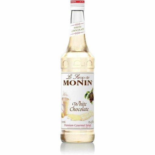 Monin Sirup Hvid Chokolade 70cl