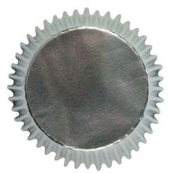 Sølv Mini muffinsforme 45 stk., PME