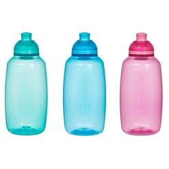 Sistema Drikkedunk 380 ml Twist'n Sip - Mint, Blå, Pink