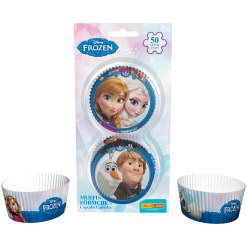 Muffinsforme Frost / Frozen, 50 stk
