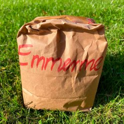 Økologisk Emmermel 1kg - Økomølleriet Kragegaarden