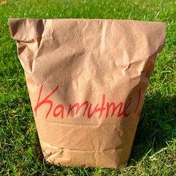 Økologisk Kamutmel 1kg - Økomølleriet Kragegaarden