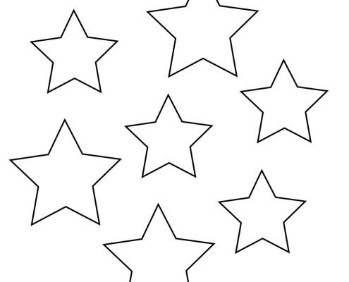 Ay Yıldız çizim ölçüleri