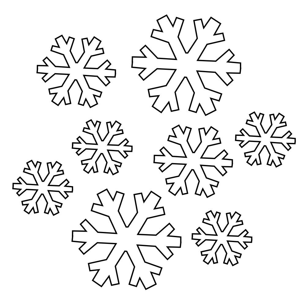 Mevsimler Kış şablonları Projedenizi