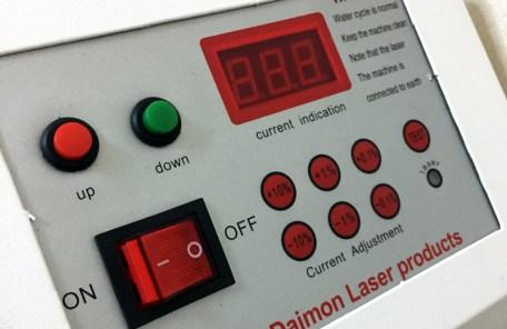 付属品 大門レーザー 加工機 JV4060