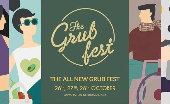 Wish to enjoy great food with great music?- The Grub Fest is here!
