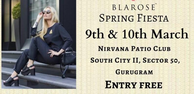 Blarose Spring Fiesta