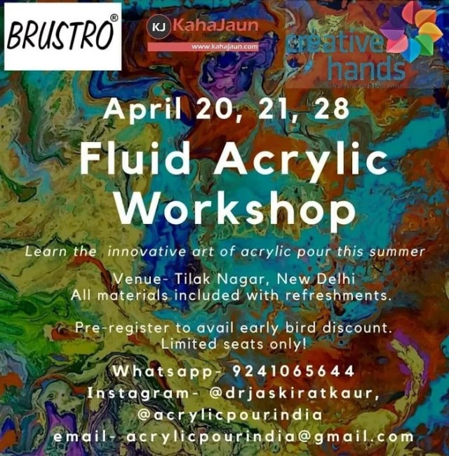 Top Events Happening in Delhi NCR this Weekend (19th to 21st