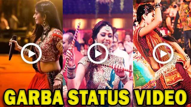 garba song status video download