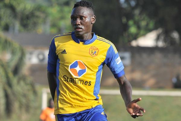 Joseph Ochaya Confirmed At TP Mazembe On Two-year Deal -