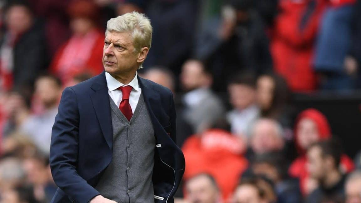 Arsene Wenger emphatically denies he is taking over at AC Milan