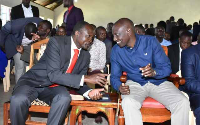 Image result for Ruto to return to Migori