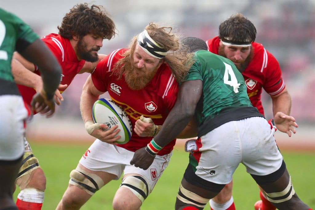 Canada beats Kenya in Rugby WC qualifying repechage tournament
