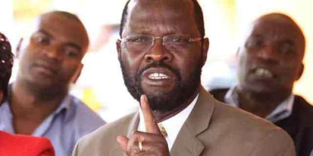 nyongo apologizes odinga family