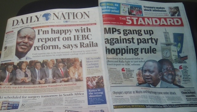 Daily Nation