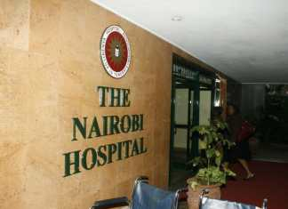 Nairobi Hospital, Gordon Odundo