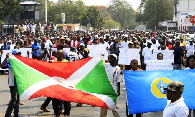 burundi wants unhcr out