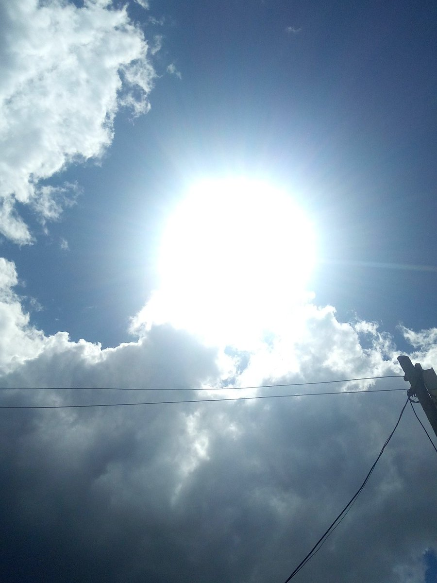 Prophet' Owuor's Claims Of 'Two Suns' In Nakuru Proved Wrong - Photos -