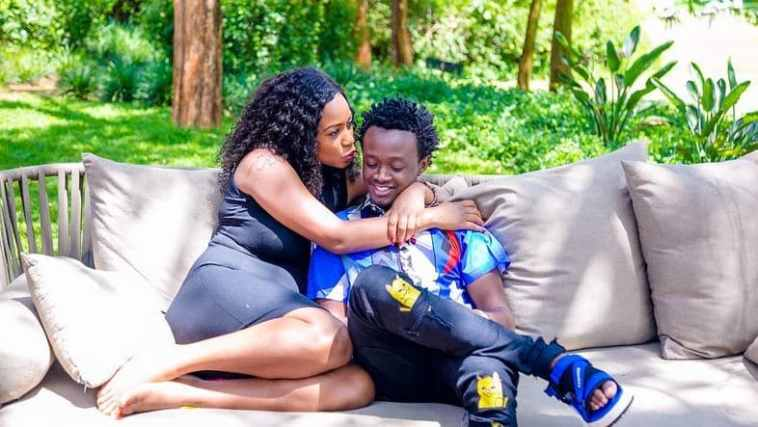 Image result for bahati and diana marua