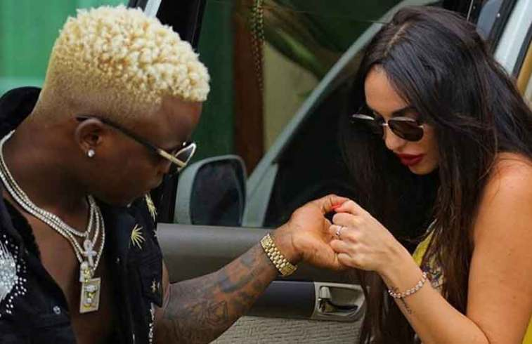 Harmonize Ready To Marry Sarah As Wedding Invitation Leaks