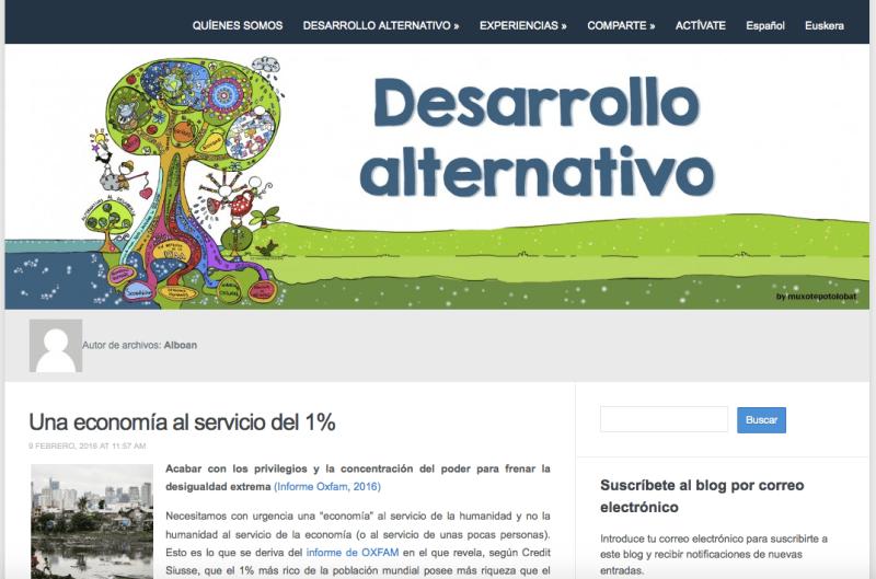 Desarrollo Alternativo – Alboan