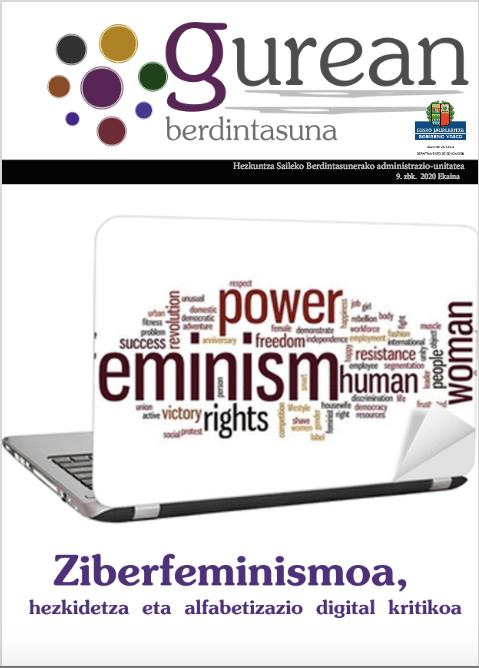 Revista GUREAN – Departamento de Educación del Gobierno Vasco