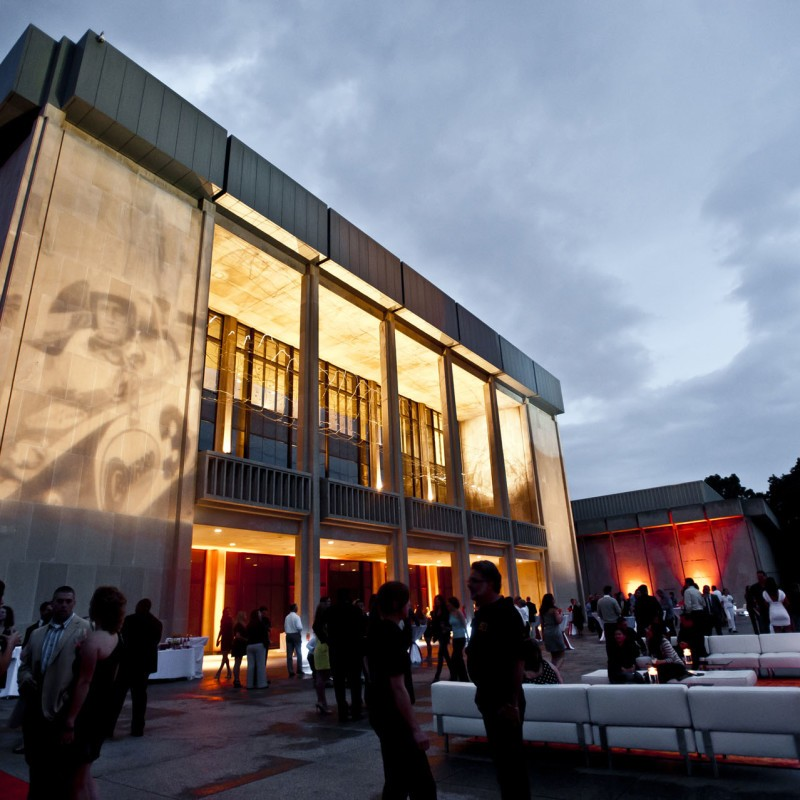 Indianapolis Museum Of Art Rental Information