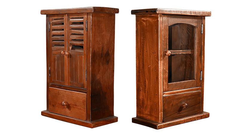 Mini Cabinet Kahoy An Furniture
