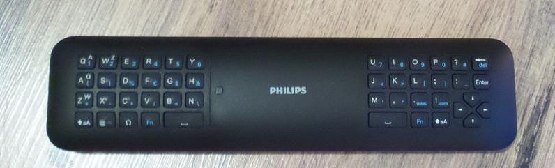 23e1982c8af Kuigi teleri puhul on määrav faktor pildikvaliteet, on Philips pannud rõhku  ka puldile. Seadet lahti pakkides jäigi esimese asjana silma just see ...
