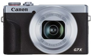Canon-PowerShot-G7-X-Mark-III-Front-Silver
