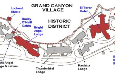 grand canyon village hotels » Full HD MAPS Locations - Another World ...