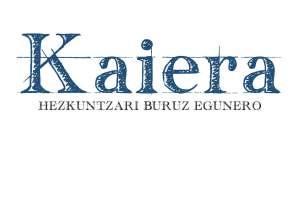 Kaiera Logo comprimido V