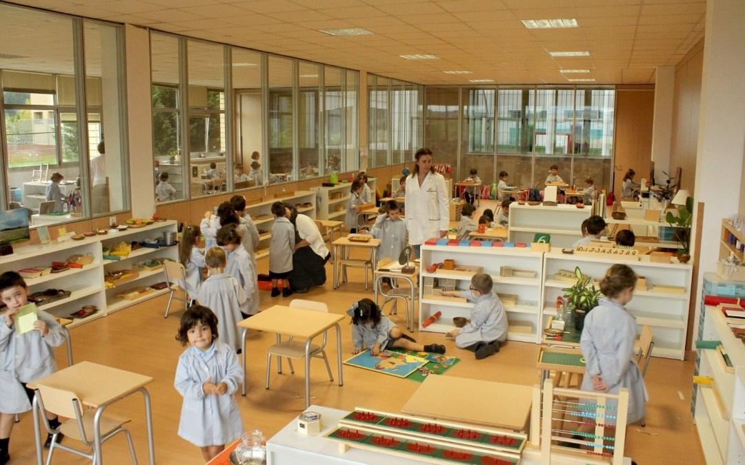 Montessori Pedagogia da XXI. mendeko hezkuntza-beharren erantzuna?