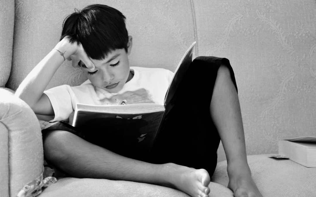 Connor: Solasaldi Literario Dialogikoen bidez bere ahotsa aurkitu zuen umea