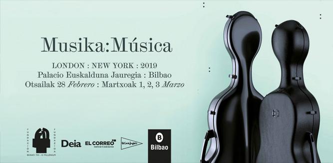 Musika klasikoa bizirik dagoela urtero erakusten duen jaialdia: Musika Música
