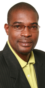AFC General Secretary  David Patterson