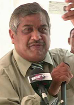 GRA's Khurshid Sattaur