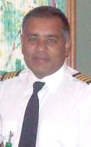 Plea deal: Captain Khamraj Lall