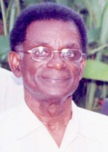 Economist, Dr. Clive Thomas