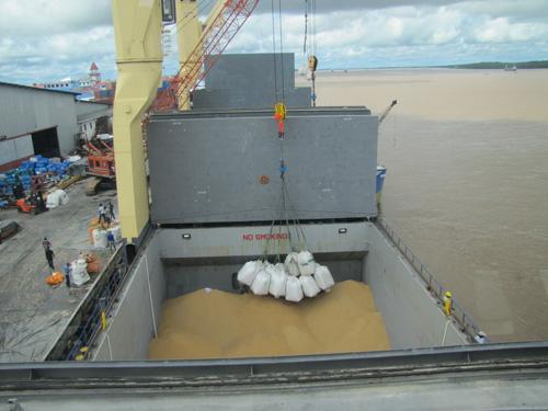 Rice shipments bound for Venezuela
