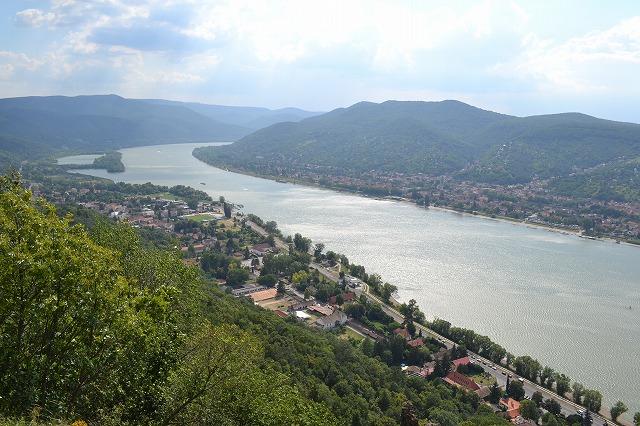 ハンガリーの観光地ヴィシェグラード