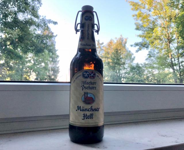 ドイツビール、ハッカープショール