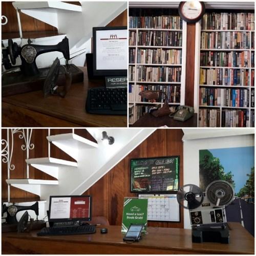Calle Uno Coworking Space interior