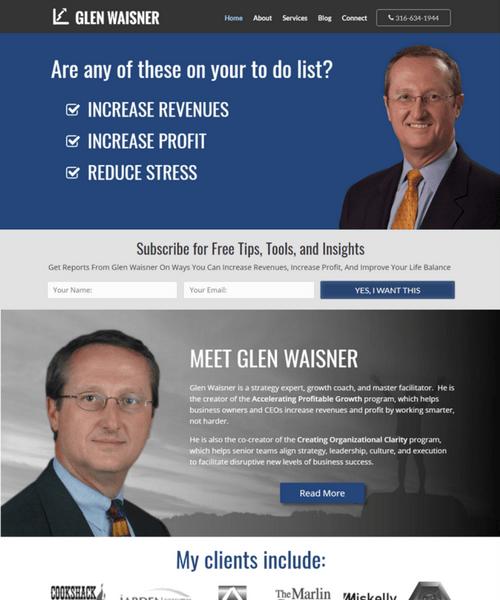 glenwaisner.com